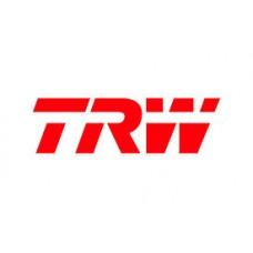 Комплект спирачни барабани TRW  - задна ос